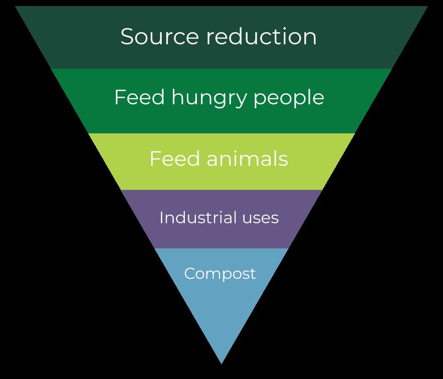 Retailers program pyramid